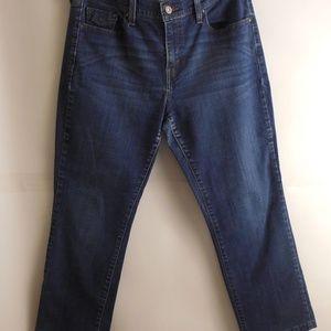 4368....Levis 505 Straight leg Jeans Size 10S